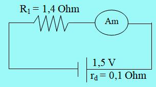 Susunan seri resistor