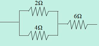 3 resistor dirangkai paralel seri