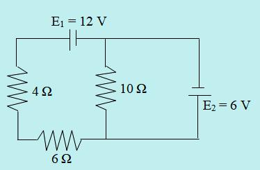 Contoh soal hukum kirchhoff 2 loop