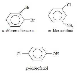 Tata nama senyawa turunan benzena 2 substituen