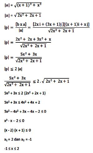 Pembahasan soal UTBK matematika