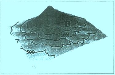 Contoh soal peta topografi